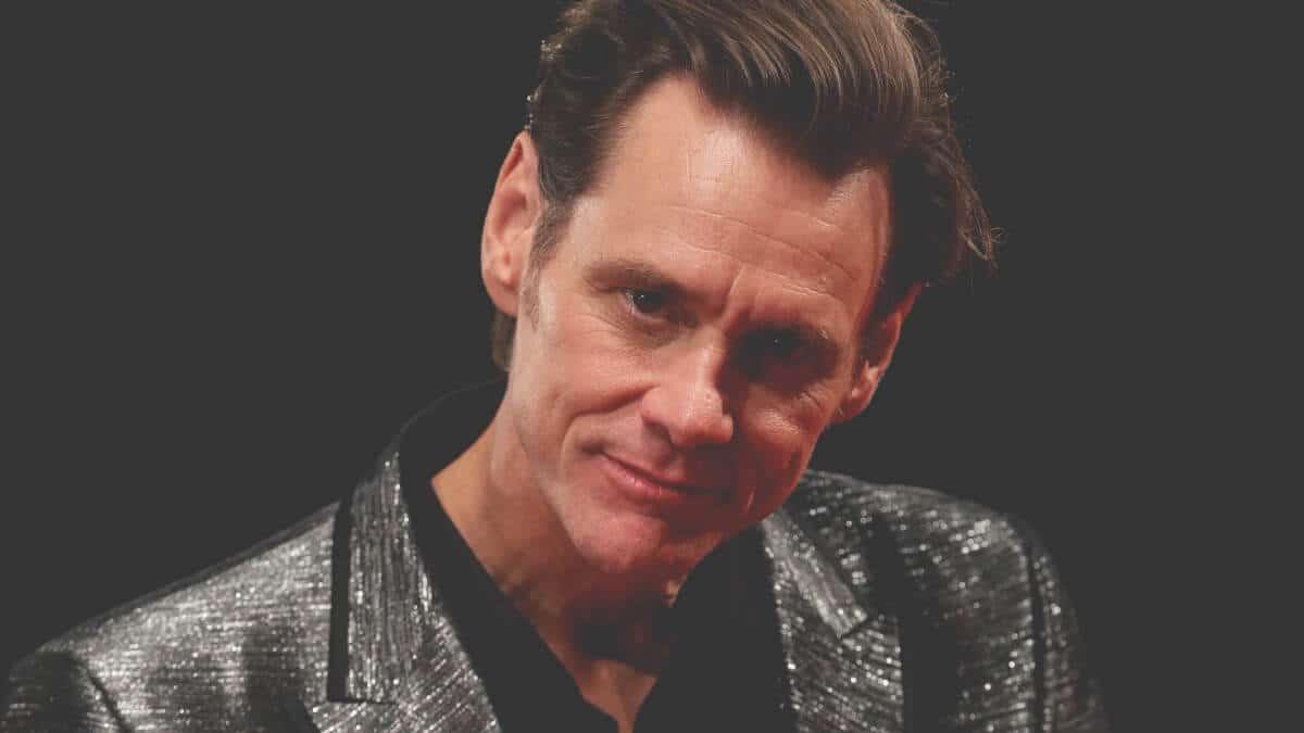 Jim Carrey fotka