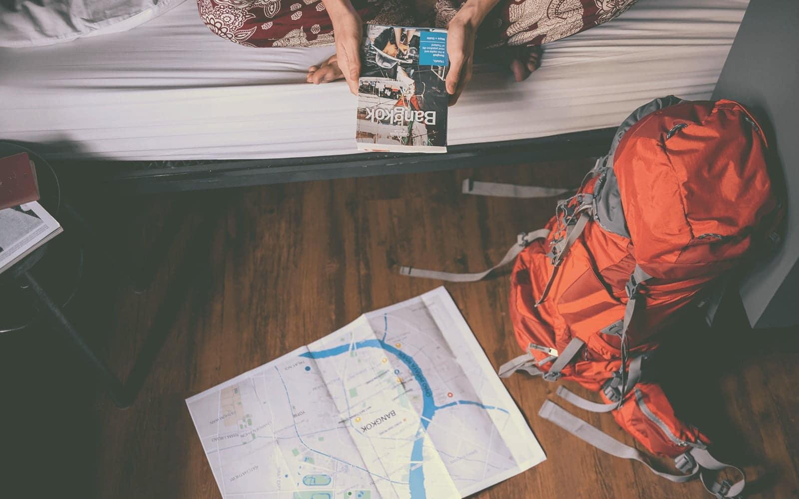 Titulna fotka Prečo by si mal cestovať a stratiť sa