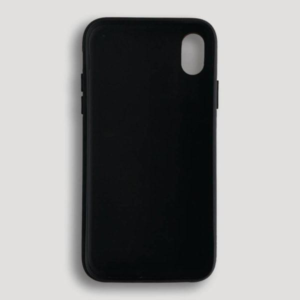 Drevený kryt na iPhone XR - vnútorná strana
