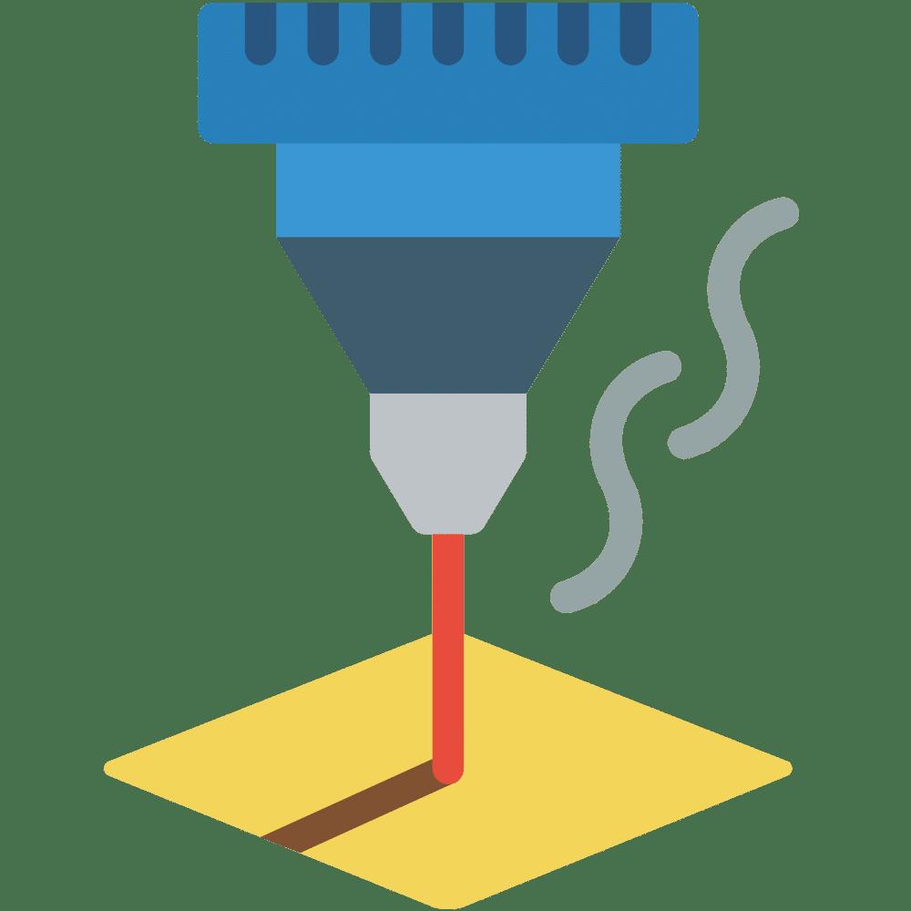 Laserovo gravírovaný kryt