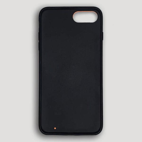 Drevený kryt na iPhone 8 Plus - vnútorná strana