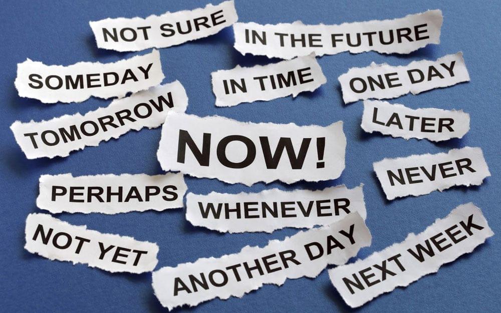 Zisti, čo je to prokrastinácia a ako s ňou efektívne bojovať