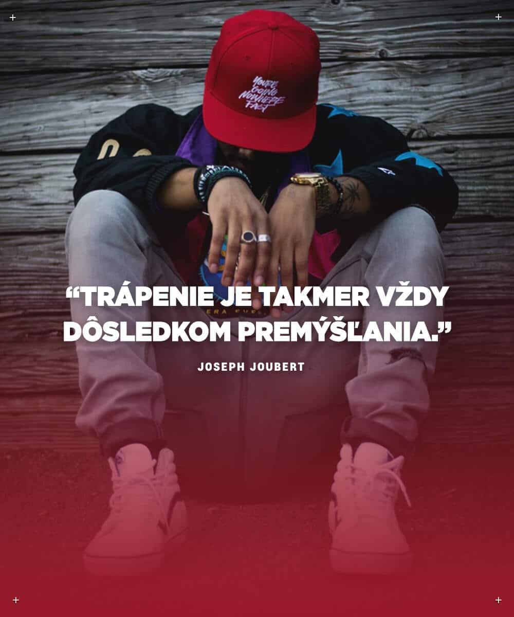 Najlepšie motivačné citáty - Joseph Jouber