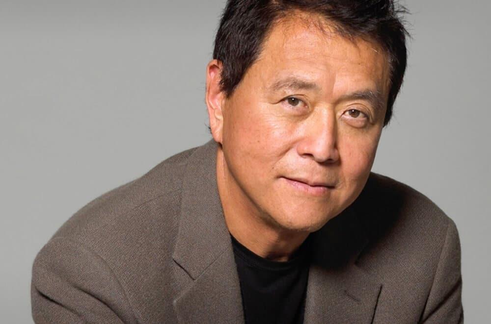 Robert T. Kyiosaki, autor knihy Bohatý otec, chudobný otec